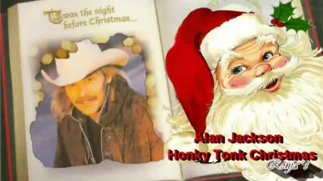 Alan Jackson Christmas.Alan Jackson Honky Tonk Christmas Watch For Free Or